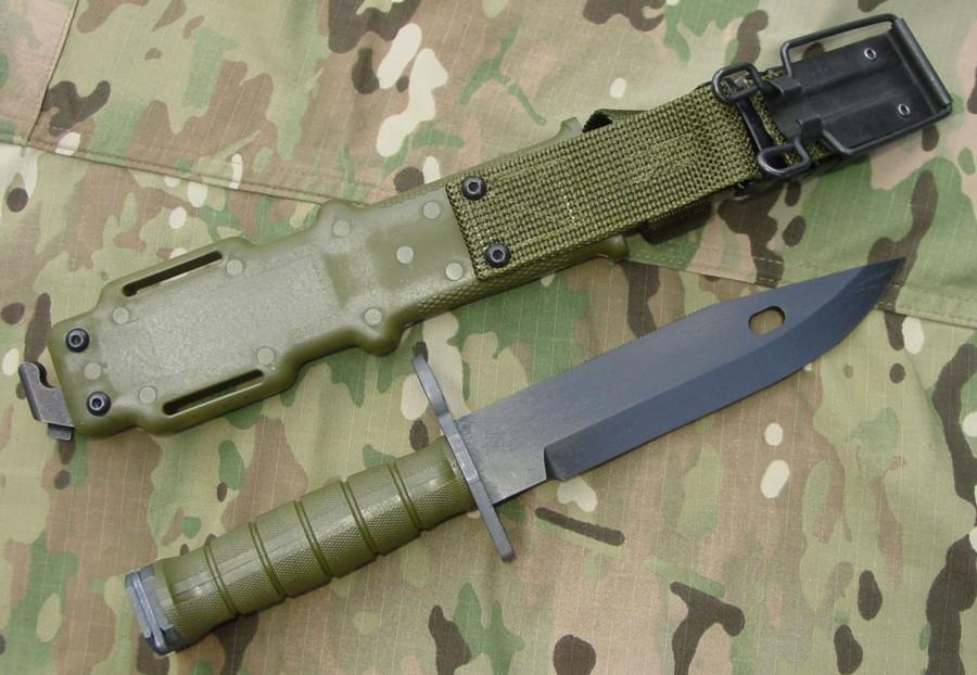 M9M4 BAYONET : COLLECTION KNIFE BUCK – LANCAY – PHROBIS USA